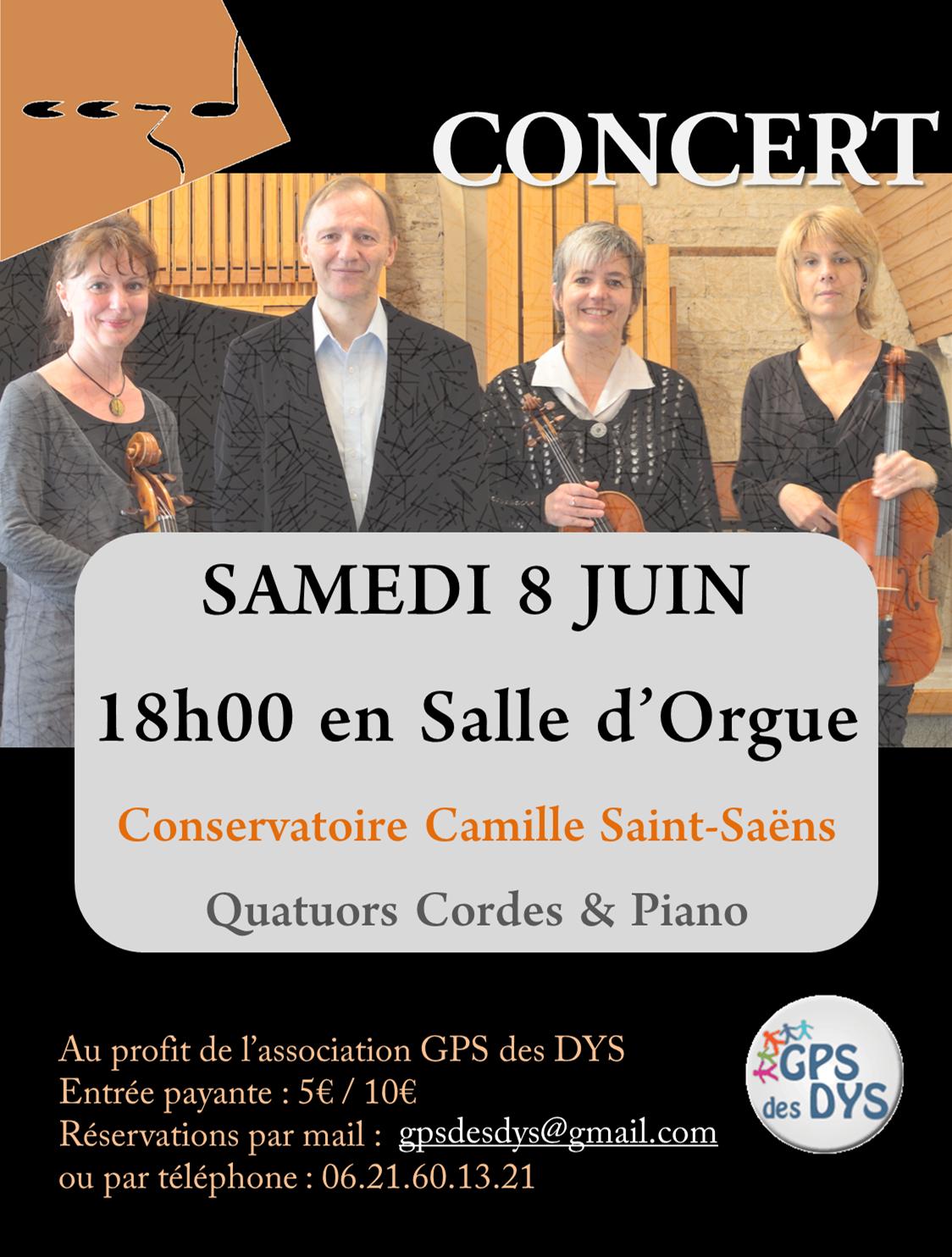 Concert 8 juin