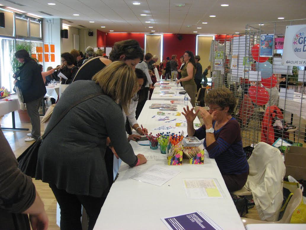 Journée des DYS à Dieppe : un succès!