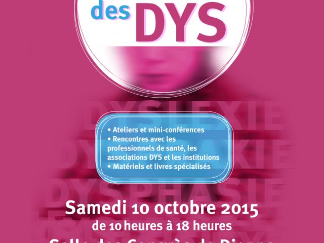 9ème Journée Nationale des DYS à Dieppe