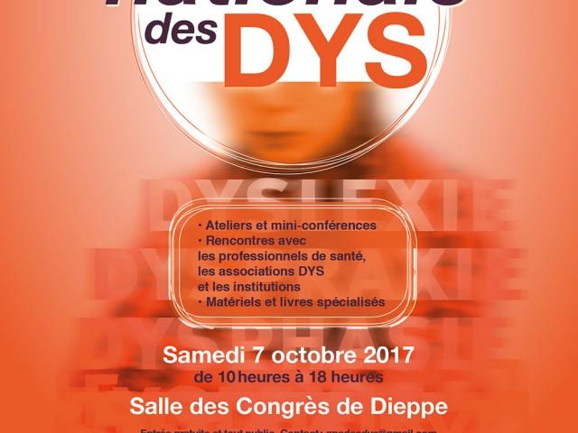 11ème Journée Nationale des DYS à Dieppe
