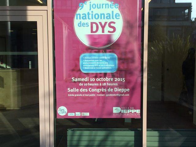 9ème Journée Nationale des DYS à Dieppe : un succès!